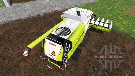 CLAAS Lexion 780TT [pack] for Farming Simulator 2015