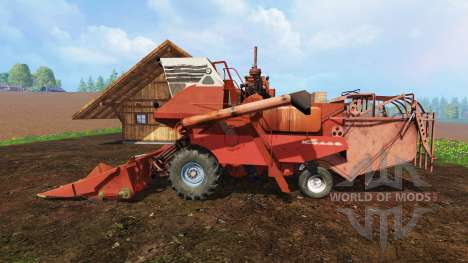SK-6 Kolos for Farming Simulator 2015