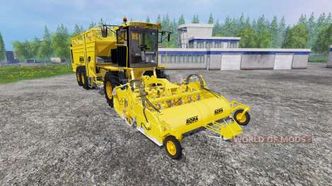 ROPA euro-Tiger V8-3 XL v1.1 for Farming Simulator 2015
