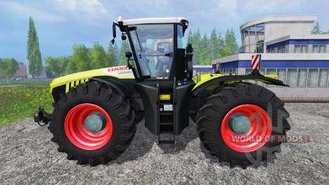 CLAAS Xerion 4500 v3.0 for Farming Simulator 2015