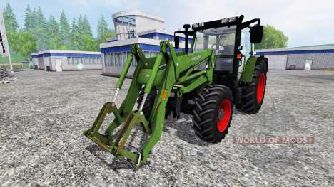 Fendt 380 GTA Turbo for Farming Simulator 2015