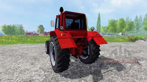 MTZ-82 [front loader] for Farming Simulator 2015