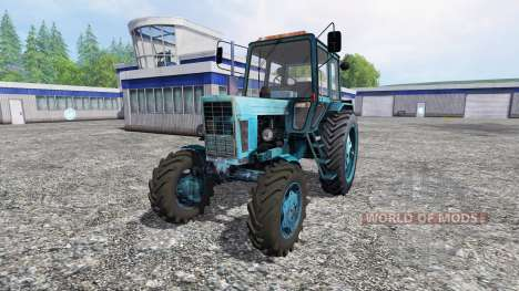 MTZ-UK for Farming Simulator 2015
