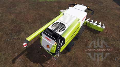 CLAAS Lexion 780TT v1.4 for Farming Simulator 2015