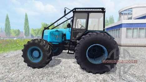 MTZ-1221 Belarus [the new engine] for Farming Simulator 2015