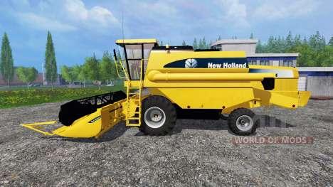 New Holland TC54 v1.5 for Farming Simulator 2015