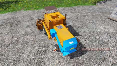 Bizon Z056 [full script] for Farming Simulator 2015