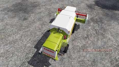CLAAS Mega 208 for Farming Simulator 2015