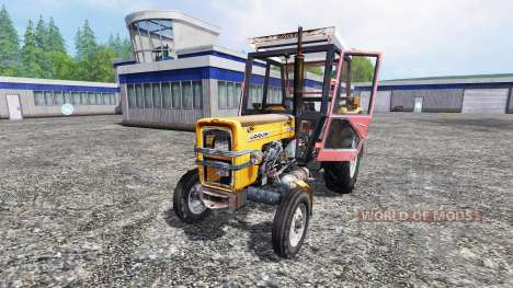 Ursus C-360 [full script] for Farming Simulator 2015