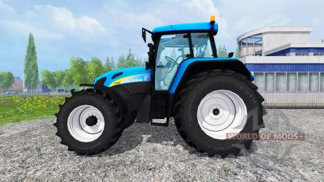 New Holland T7550 v4.0 for Farming Simulator 2015