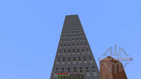 LeVeLS PaRKouR for Minecraft