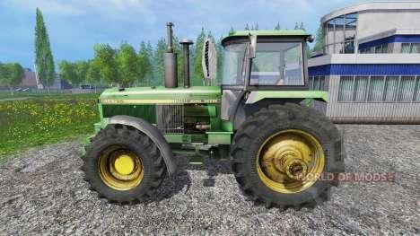 John Deere 4755 for Farming Simulator 2015