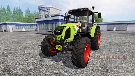 CLAAS Axos 340 CX [gear] for Farming Simulator 2015