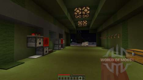 Military Base for Minecraft