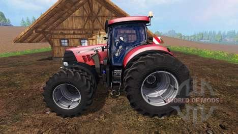 Case IH Puma CVX 200 v2.2.2 for Farming Simulator 2015