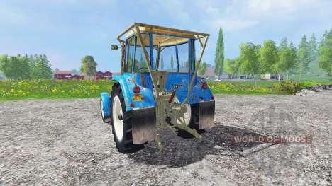Zetor 4011 v0.2 for Farming Simulator 2015