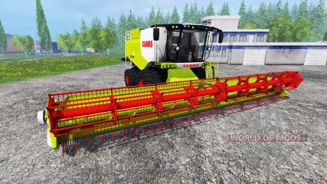 CLAAS Lexion 750 for Farming Simulator 2015