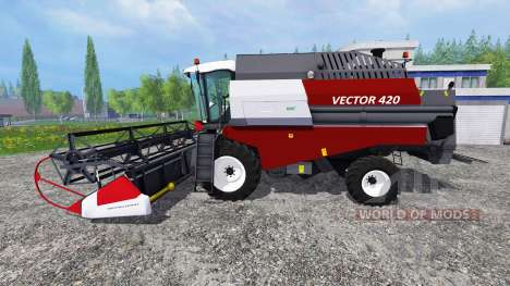 Vector 420 for Farming Simulator 2015