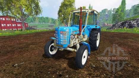 Zetor 4011 v1.0 for Farming Simulator 2015