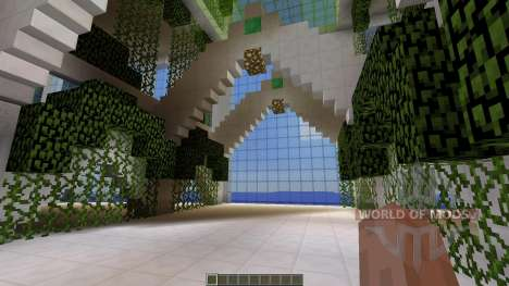 The Hydroponic Vaults for Minecraft