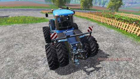 New Holland T9.560 DuelWheel v3.0.2 for Farming Simulator 2015