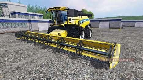 New Holland CR9.90 v1.3 for Farming Simulator 2015
