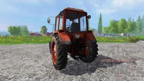 MTZ-550 for Farming Simulator 2015
