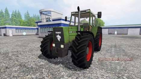 Fendt Favorit 611 LSA v2.1 for Farming Simulator 2015