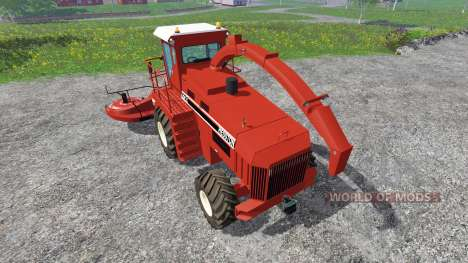 Hesston 7725 for Farming Simulator 2015