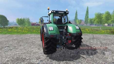 Fendt 1050 Vario [grip] v3.8 for Farming Simulator 2015