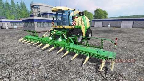Krone Big X 1100 [125000 liters] for Farming Simulator 2015