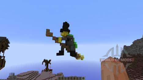 Halloween Manor for Minecraft