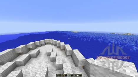 Le Soleal Minecraft Ship Replica for Minecraft