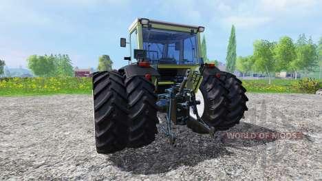 Hurlimann H488 [pack] for Farming Simulator 2015