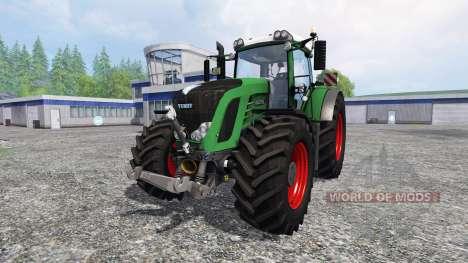 Fendt 936 Vario SCR v5.0 for Farming Simulator 2015