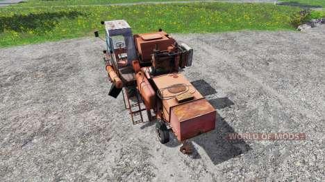 SK-5 Niva [pack] for Farming Simulator 2015