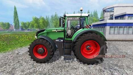 Fendt 1050 Vario v3.7 for Farming Simulator 2015