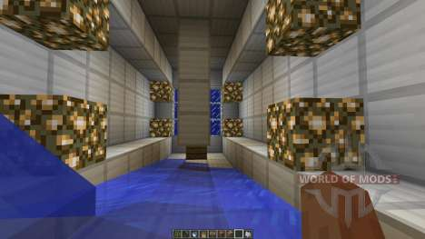 Underwater Resort for Minecraft