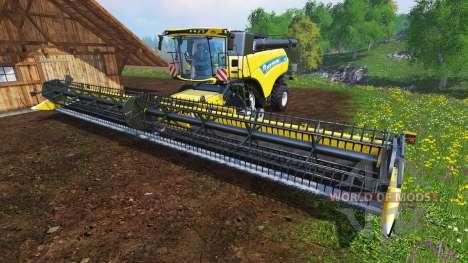 New Holland CR10.90 [turbo] for Farming Simulator 2015