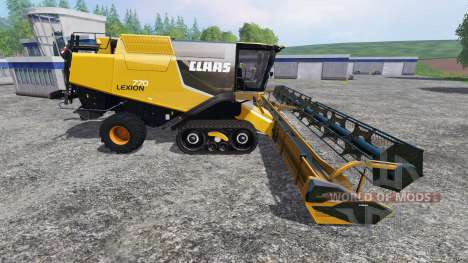 CLAAS Lexion 770 [USA Edition] for Farming Simulator 2015