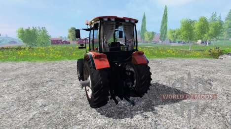 Belarus-1523 for Farming Simulator 2015