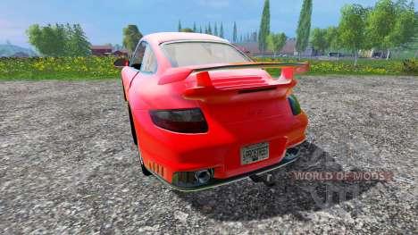 Porsche 911 GT2 v1.2 for Farming Simulator 2015