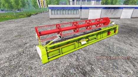 CLAAS Vario 900 for Farming Simulator 2015