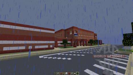Marriotts Ridge High School for Minecraft