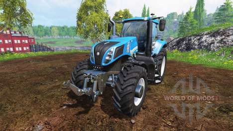 New Holland T8.320 v1.0 for Farming Simulator 2015