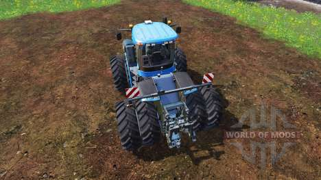 New Holland T9.670 DuelWheel v2.0.1 for Farming Simulator 2015