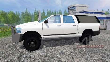 Ford Pickup v4.0 for Farming Simulator 2015