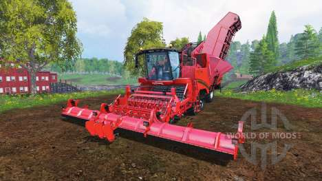 Grimme Maxtron 620 v1.3 for Farming Simulator 2015