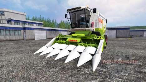 CLAAS Lexion 480 [beta] for Farming Simulator 2015