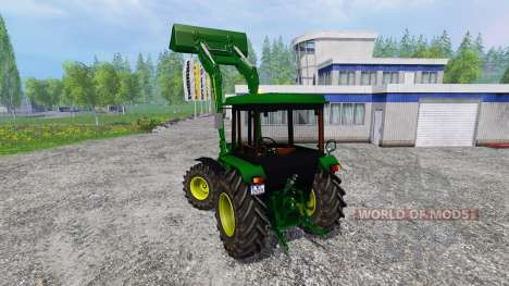 John Deere 2850A for Farming Simulator 2015